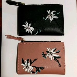 NWT TRIFOLD WALLET